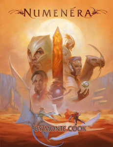 Numenera Core Book -  Monte Cook Games