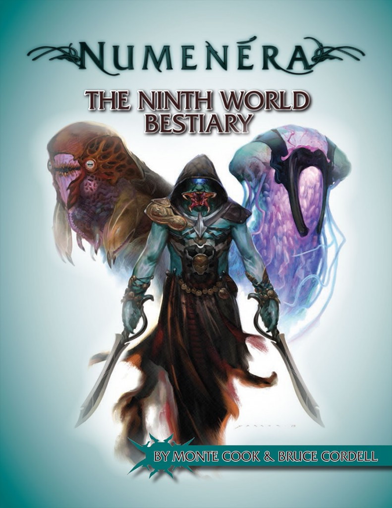 Ninth World Bestiary -  Monte Cook Games