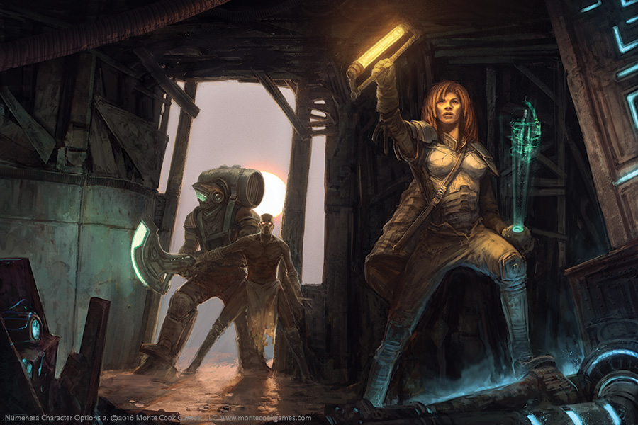 numenera rpg rule book pdf